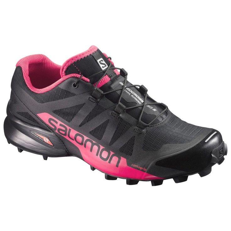 SALOMON SPEEDCROSS PRO 2 W eBay Trail running shoes