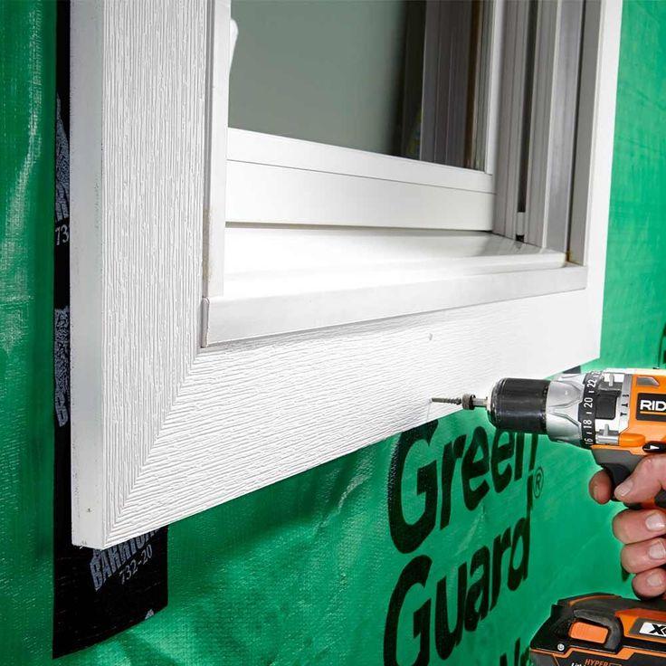 Work it Like Wood - Tips for Working with PVC Trim: http://www.familyhandyman.com/carpentry/trim-carpentry/tips-for-working-with-pvc-trim