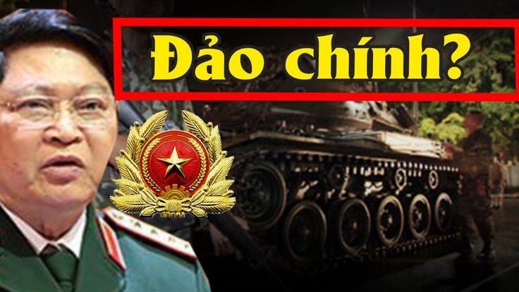 Sợ Quân đội đảo chính, Bộ CA hoảng loạn chỉ đạo Nguyễn Đức Chung khởi tố vụ Đồng Tâm? - YouTube