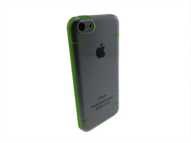 Bumper case iPhone 5C hoesje Groen