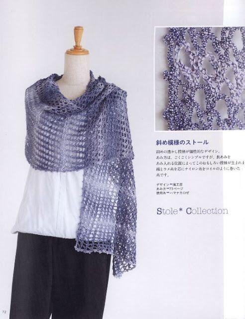 World crochet: Clothing 11