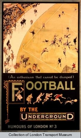 Football by The Underground.