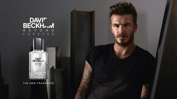 Image result for david beckham perfume 2017