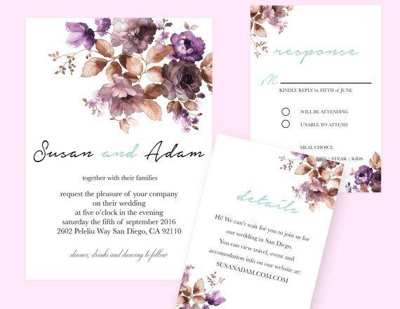 1000 ideas about faire part fr on pinterest faire part wedding cards and idee faire part - Faire Part Mariage Etsy