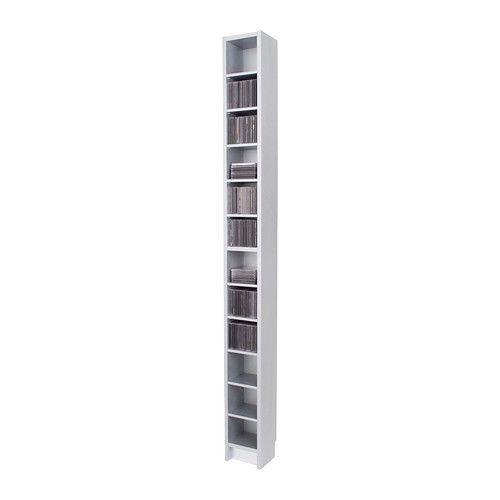 BENNO CD-/ DVD-Turm 19,90 Produktmaße Breite: 20 cm Tiefe: 17 cm Höhe: 202 cm