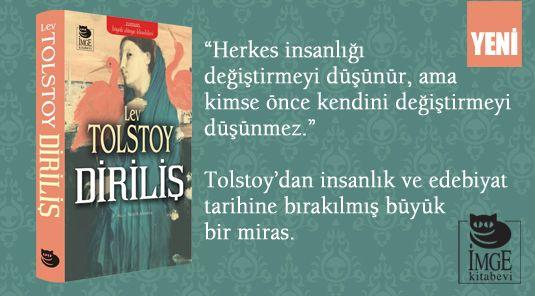 Lev Nikolayeviç Tolstoy- Diriliş- Türkçesi: Nesrin Altınova