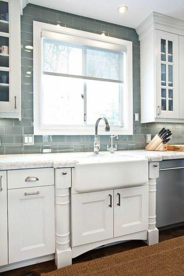 ber ideen zu fliesenspiegel k che auf pinterest. Black Bedroom Furniture Sets. Home Design Ideas