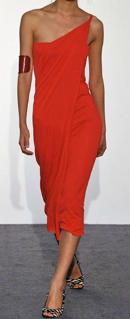 halston sari dress (s-2009)