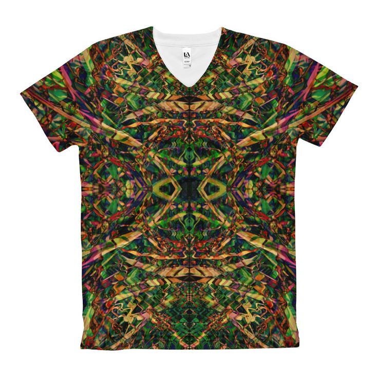 Aztec Women's V-Neck T-Shirt