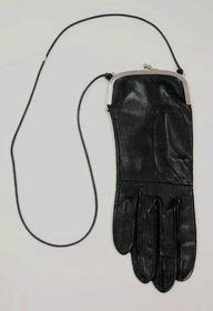 margiela   glove handbag