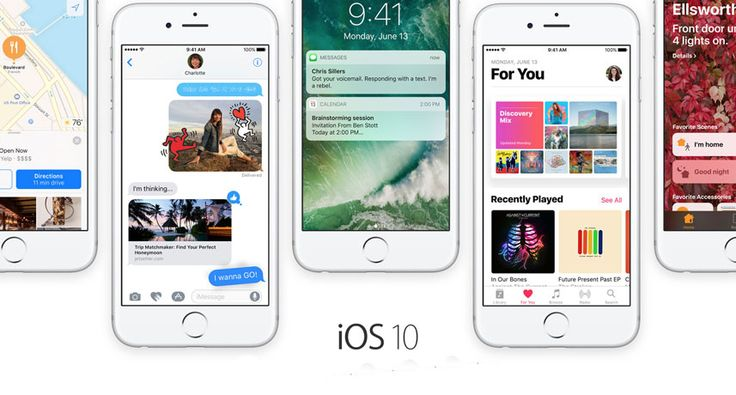 #iOS10 Release: Let's Find Out its #ExcitingFeatures