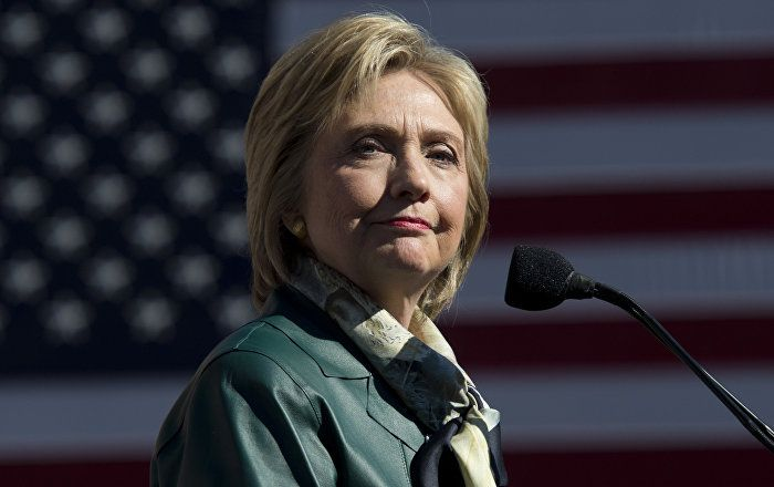 .@HillaryClinton: more #sanctions should be imposed on #Iran for its latest ballistic missile test