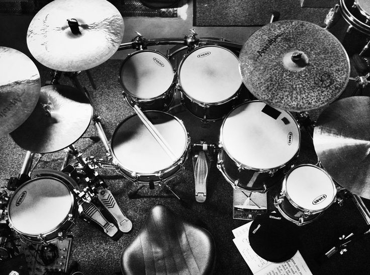 TRR60 The Glyn Johns Drum Recording Method  - 4 Mics