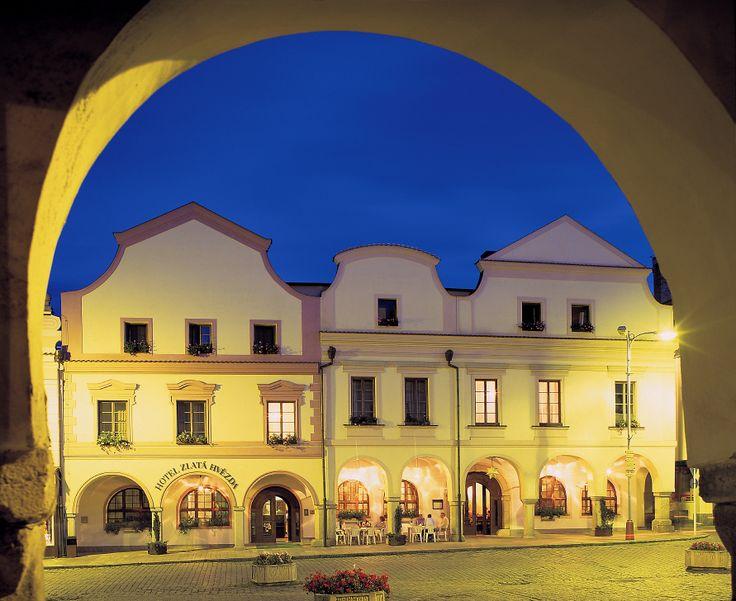 Hotel Zlatá Hvězda Třeboň www.zlatahvezda.cz Hotel 4*