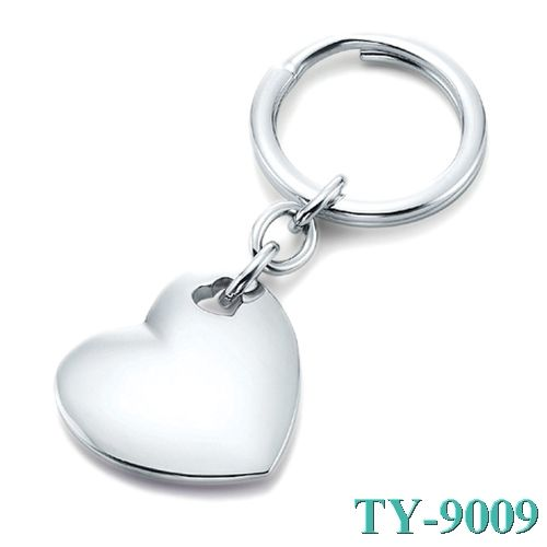 Tiffany & Co Outlet Heart Key Ring jewelry $27.99