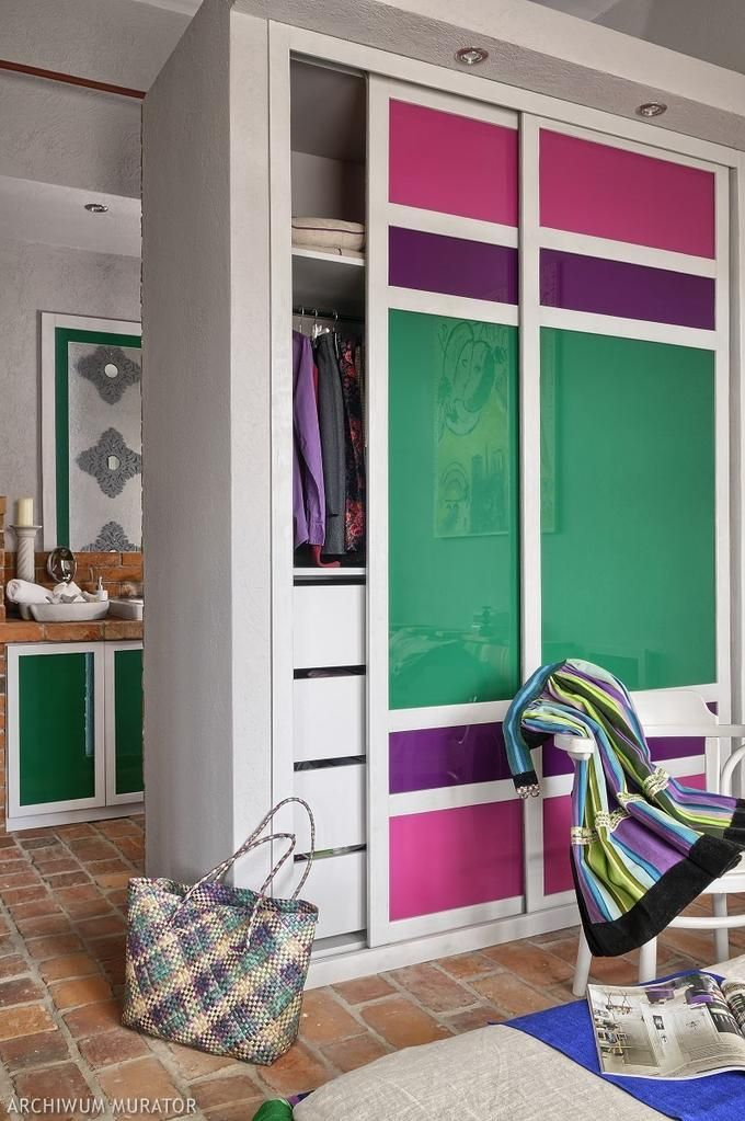 Colorful and Warm 33sqm Apartment 12