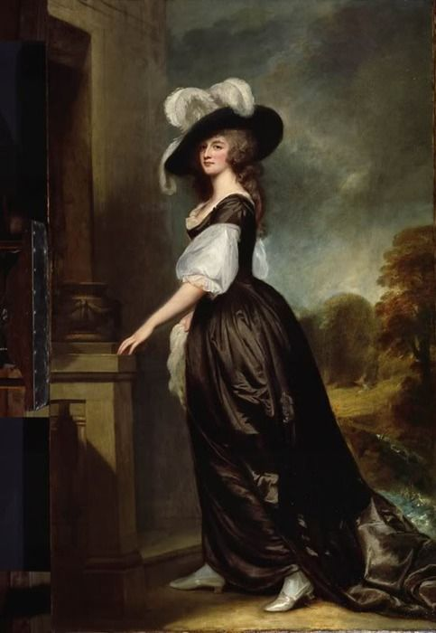 17 Best Images About 18th Century Portraits On Pinterest