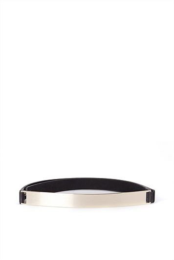 Metal Plate Belt