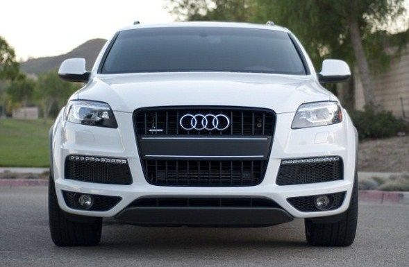 Q7 Audi e-tron: The Luxury Plug-in Hybrid Diesel - Most Reliable Luxury Cars