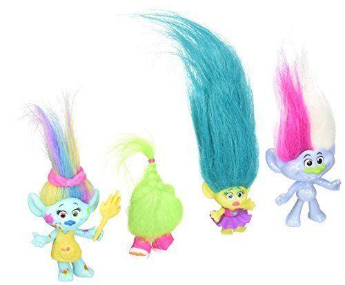 DreamWorks Trolls Wild Hair Pack #Hasbro