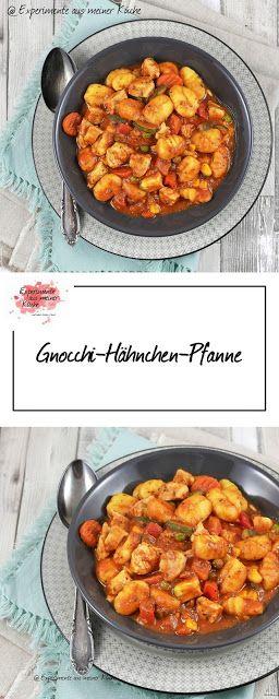 Gnocchi-Hähnchen-Pfanne   Rezept   Essen   Kochen