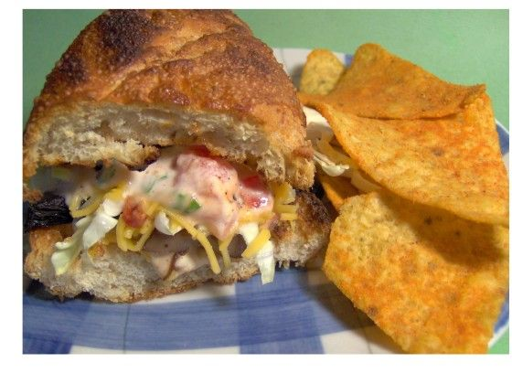 Portabella Reuben Recipe - Food.com