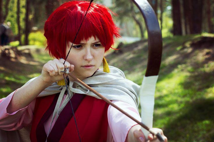 Redhead Princess - TeaWithLemon  Photo by Irina Kuvaldina  #暁のヨナ #akatsukinoyona #hak #yona #cosplay