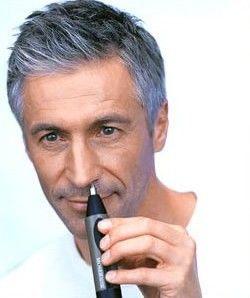 1 pc homens mulheres trimmer ouvido , nariz sobrancelha barbeador barbeador elétrico nariz aparador de pelos alishoppbrasil