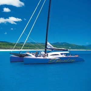 1 Day Cruise Whitsundays Camira Sailing Adventure to Whitehaven Beach from The Whitsundays | ReefFree lunch included
