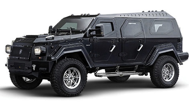 Armored vehicles   Personal Armored Vehicles Making A Comeback - Force    Personal Armored Vehicles