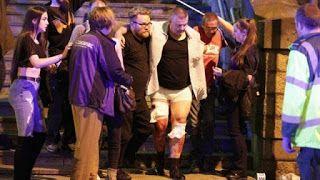 Taís Paranhos: Explosão após show de Ariana Grande em Manchester ...