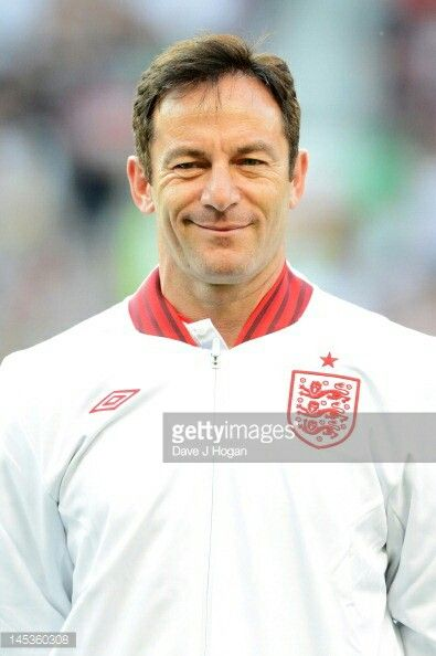 Jason Isaacs at Soccer Aid 2012