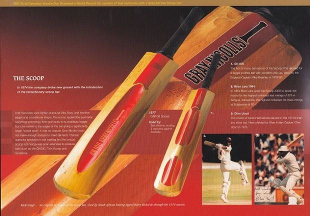 Celebrating the Gray Nicolls Scoop – in pictures