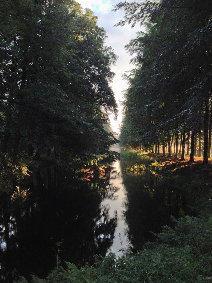 Autumn morning reflection by Caspar ter Horst on 500px