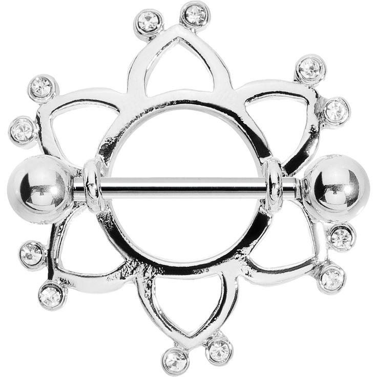 Crystalline Gem BECKONING CELTIC Nipple Shield