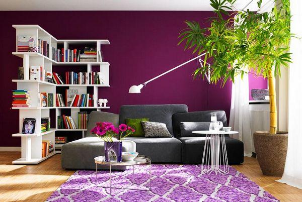 Фиолетовые фантазии - Лучшие дизайнерские находки