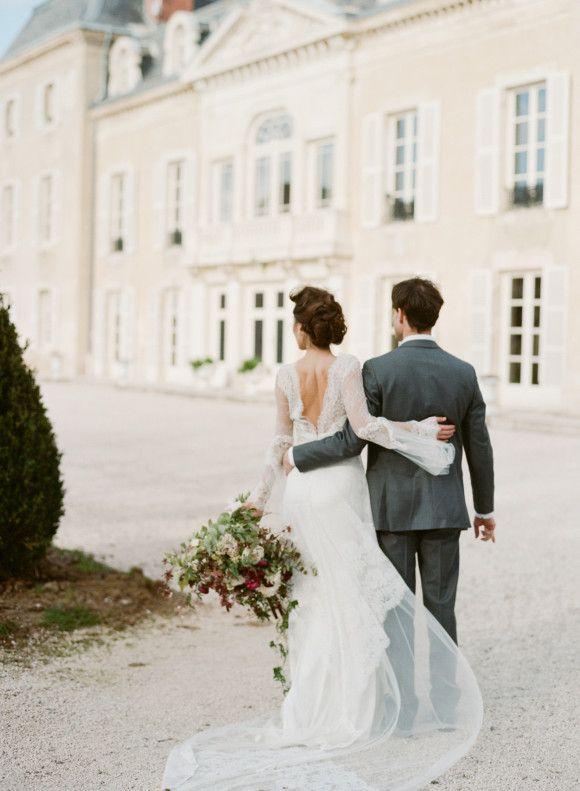 Old World Wedding Inspiration by Sylvie Gil Photography   Wedding Sparrow