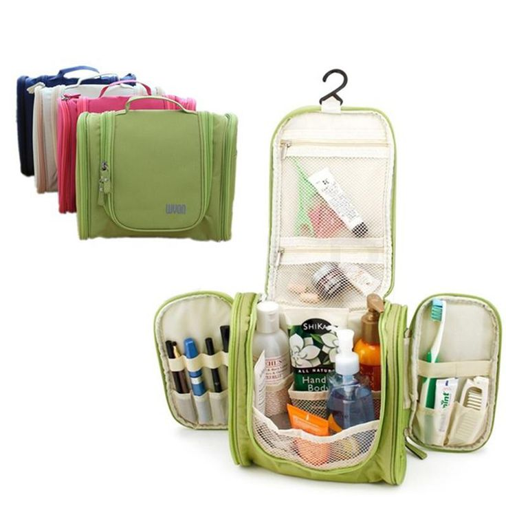 'Trunk' Unisex Hanging Travel Organizer Bag