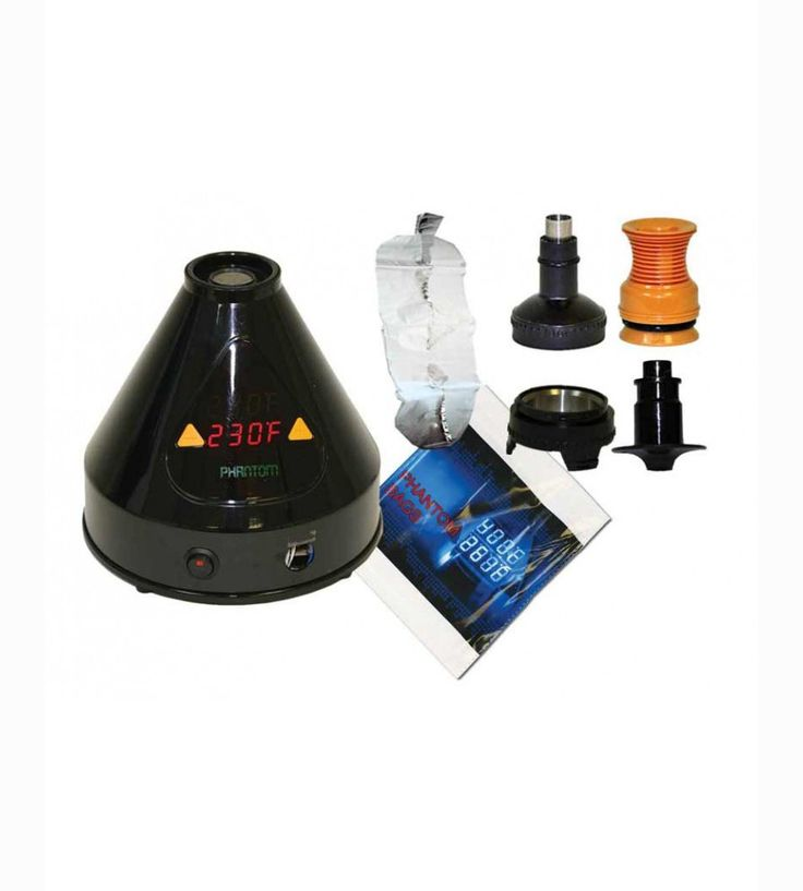 Phantom Vaporizer Accessories