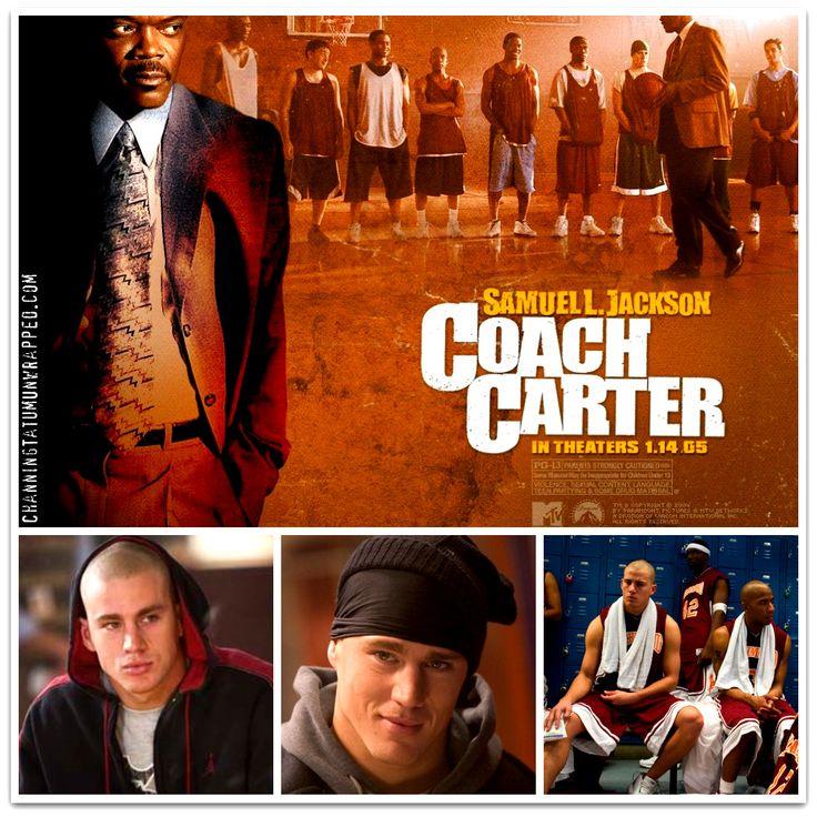 Coach carter channing tatum