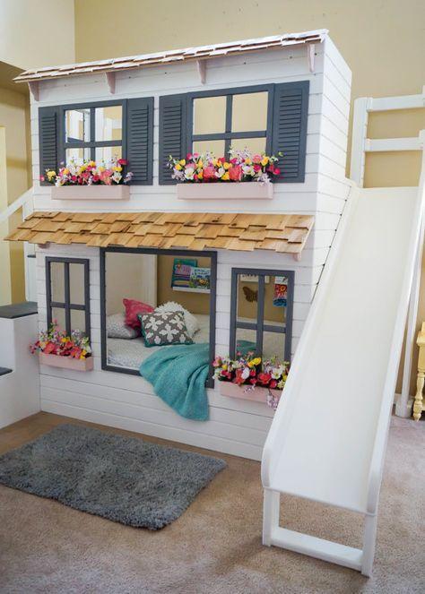 die besten 25 ikea hochbett treppe ideen auf pinterest. Black Bedroom Furniture Sets. Home Design Ideas
