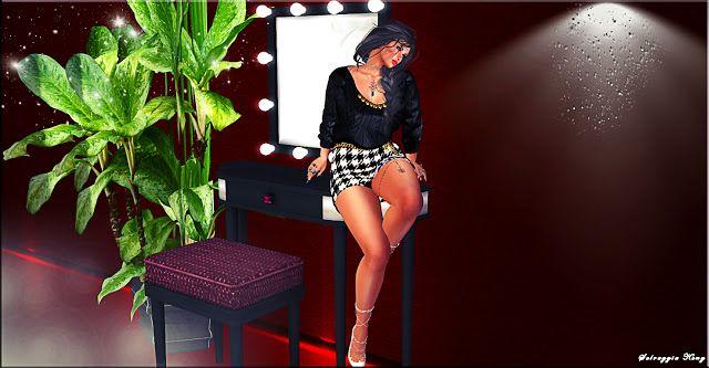Style and Fashion Selvy: AdoreZ AdoreZ- Allie Dress Maitreya Black II http...