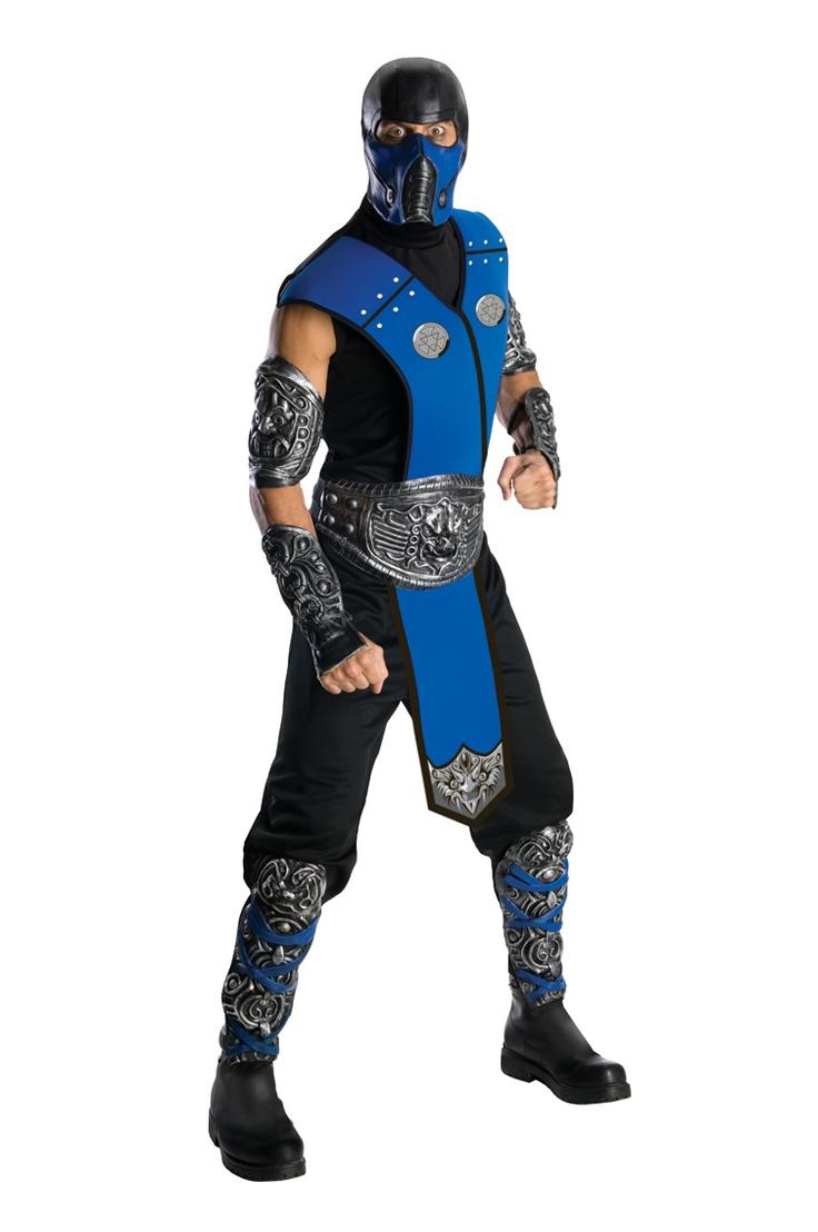 Sub-zero Mortal Kombat Costume - 90's Fancy Dress at Escapade™ UK - Escapade Fancy Dress on Twitter: @Escapade_UK