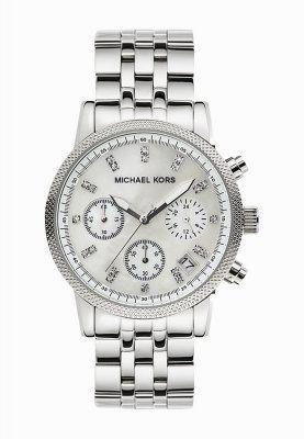 Michael Kors Chronograph - silver-coloured - Zalando.de
