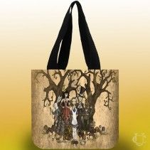 #Alice #in #wonderland 31951 #Tote #Bags #bags #adds #more #perfect #and #beautiful #appearanc