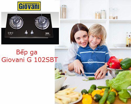 Giá khoảng 4 triệu đồng bếp ga Giovani G 102SBT có xứng đáng để bạn lựa chọn