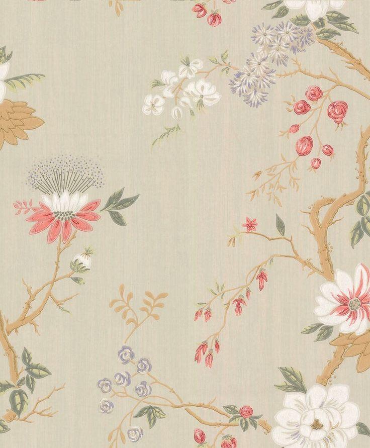 papeles pintados ingleses m s de 25 ideas incre bles sobre papel pintado flores en pinterest mural de flores gigantes