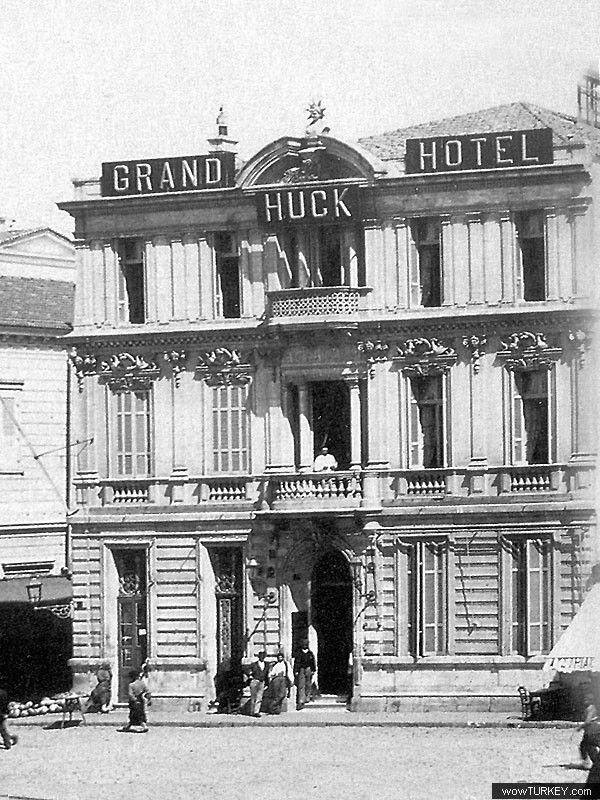 Büyük Hugh Oteli ,Kordon