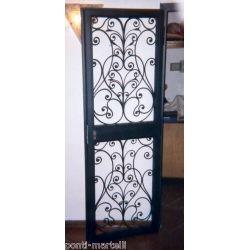 Wrought Iron Gate Door. Customize Realizations. 567