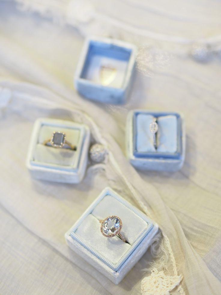 #blues #precious #stunning #rings #ring #diamonds #gold